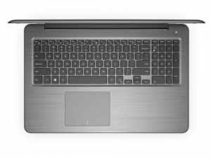 DELL Inspiron 5567 15.6 HD TrueLife, Intel® Core™ i5 Processzor 7200U (2.5-3.1GHz), 4GB DDR4, 500GB HDD, AMD R7 M445 / 2GB GDDR5, DVD, 10/100 LAN, HDMI v1.4a, 2db USB 3.0, 1db USB 2.0, 802.11ac WiFi, BT4.2, 3cell, backlit keyboard, Szürke, Win10H (DI5567A2-7200-4GH50W