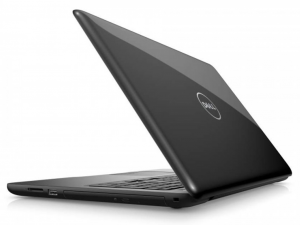 DELL Inspiron 5567 15.6 HD Truelife, Intel® Core™ i5 Processzor 7200U (2.5-3.1GHz), 4GB DDR4, 1TB HDD, Intel® HD Graphics 620, DVD, 10/100 LAN, HDMI v1.4a, 2db USB 3.0, 1db USB 2.0, 802.11ac WiFi, BT4.2, 3cell, backlit keyboard, Fekete, Linux (229640)
