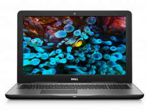 DELL Inspiron 5567 15.6 FHD matt, Intel® Core™ i7 Processzor 7500U (2.7-3.5GHz), 1x8GB DDR4, 256 SSD, AMD R7 M445 / 4GB GDDR5, DVD, 10/100 LAN, HDMI v1.4a, 2db USB 3.0, 1db USB 2.0, 802.11ac WiFi, BT4.2, 3cell, backlit keyboard, Fekete, Linux DI5567A4-7500-8GS256DF3BK