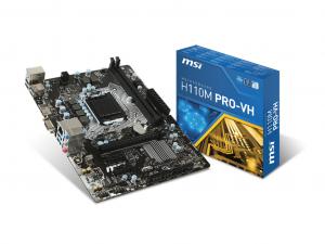 MSI s1151 H110M PRO-VH