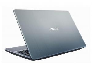 ASUS 15,6 FHD X541UA-DM139D - Ezüst Intel® Core™ i5-6200U /2,30GHz - 2,80GHz/, 4GB 2133MHz, 500GB HDD, DVDSMDL, Intel® HD graphics 520, Wifi, Bluetooth, Webkamera, FreeDOS, Matt kijelző