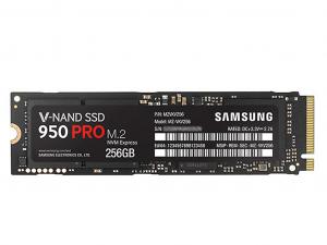 Samsung 950 PRO M.2 NVMe 256GB SSD