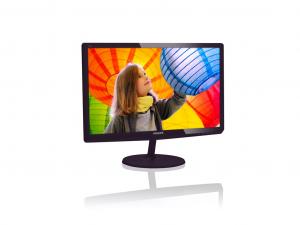 PHILIPS TFT-LCD MONITOR 23,6, 247E6LDAD/00 1920X1080, 16:9, 1000:1, 250 CD/M2, 1MS, VGA/DVI-D/MHL-HDMI, FEKETE
