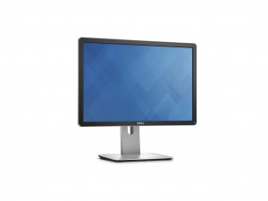 DELL LCD MONITOR 19.5 P2016 1440X900, 1000:1, 250CD, 8MS, VGA, DP, 2X USB 2.0, FEKETE