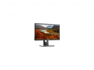 DELL LCD LED MONITOR 21.5 P2217H 1920X1080, 1000:1, 250CD, 6MS,DP, HDMI, VGA, USB, FEKETE