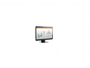 HP LED MONITOR 23 PRODISPLAY P232 1920X1080, 1000:1, 250CD, 5MS, D-SUB, DISPLAYPORT, FEKETE