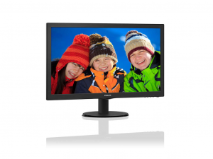 Philips 23,6 243V5QHABA/00 - MVA LED - Monitor
