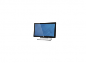 DELL LCD MONITOR 23 P2314T TOUCH 1920X1080, 1000:1, 270CD, 8MS, VGA, HDMI, DISPLAY PORT 1.2, FEKETE