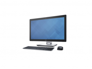 DELL INSPIRON AIO 7459 23.8 FHD TOUCH IPS I7-6700HQ (3.50 GHZ), 12GB, 1TB+32GB, NVIDIA 940M 4GB, WIN 10 FEKETE