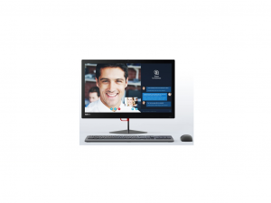 LENOVO PC THINKCENTRE X1 AIO, 23,8 FHD, Intel® Core™ i7 Processzor-6600U (3.40GHZ), 8GB, 256GB SSD, WIN10 PRO All in One PC