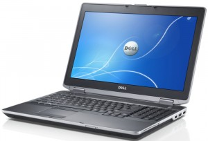 Dell Latitude E6520 használt laptop