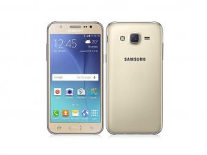Samsung Galaxy J5 okostelefon (Dual SIM) - 16GB - Arany
