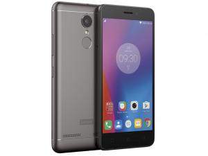 LENOVO K6 Sötétszürke okostelefon, (K33a48)
