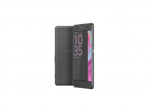 SONY XPERIA XA F3111 okostelefon, Graphite Black