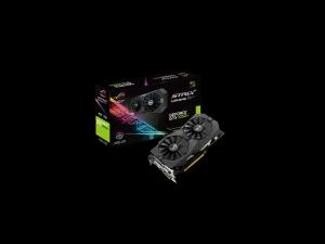 Asus PCIe NVIDIA GTX 1050 Ti 4GB GDDR5 - STRIX-GTX1050TI-4G-GAMING