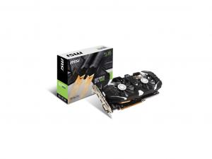MSI PCIe NVIDIA GTX 1060 6GB GDDR5 - GeForce GTX 1060 6GT OCV1
