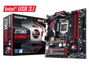 Gigabyte s1151 GA-Z170MX-GAMING 5