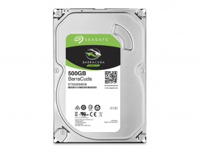 SEAGATE SATA3 Barracuda 500GB/32MB - ST500DM009