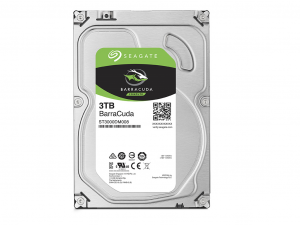 SEAGATE SATA3 Barracuda 3TB/64MB - ST3000DM008
