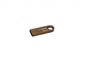 KINGSTON PENDRIVE 64GB, DTSE9H, FÉM, CHAMPAGNE