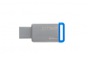 KINGSTON PENDRIVE 64GB, DT50 USB 3.0