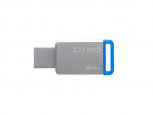 KINGSTON PENDRIVE 64GB, DT50 USB 3.0