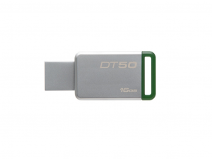 KINGSTON PENDRIVE 16GB, DT50 USB 3.0