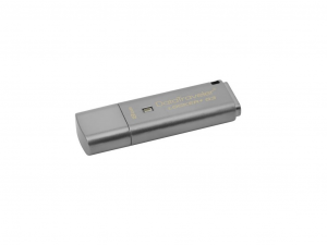 KINGSTON PENDRIVE 8GB, DT LOCKER+ G3 USB 3.0, FÉM, TITKOSÍTOTT