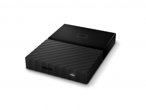2,5 WD My Passport 1TB NEW! - Black - WDBYNN0010BBK-WESN