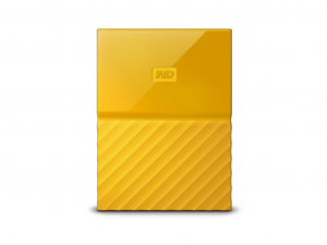 2,5 WD My Passport 1TB NEW! - Yellow - WDBYNN0010BYL-WESN
