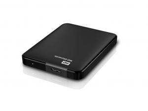 2,5 WD Elements 1,5TB USB3.0 - Fekete - WDBU6Y0015BBK-EESN