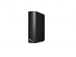 3,5 WD Elements Desktop 3TB USB3.0 - Fekete - WDBWLG0030HBK-EESN