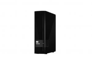 3,5 WD My Book 3TB USB3.0 - Fekete - WDBFJK0030HBK-EESN