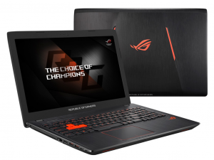 ASUS ROG Strix GL553VW FY020D GL553VW-FY020D laptop