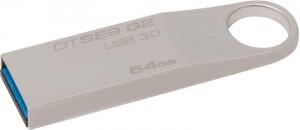 Kingston DataTraveler SE9 G2 - 64GB USB 3.1 Pendrive