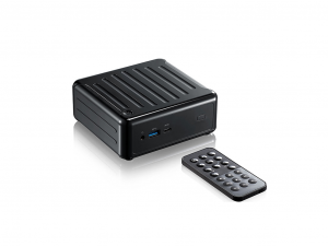 ASRock Beebox Intel® Core™ i3 - 7100U B/BB Fekete