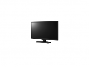 LG MONITOR/TV 23,6 24MT48VF-PZ, 1366X768, 16:9, 5M:1, 250 CD/M2, HDMI/SCART/USB, DVB-T2/C/S2 , FEKETE
