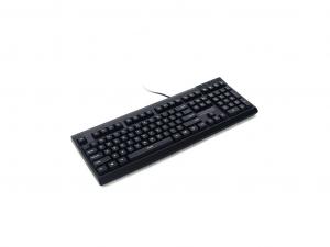 Zalman - K650WP - ENG Vízálló Gamer billentyűzet - Fekete