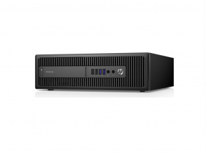 HP ELITEDESK 800 G2 SFF Core™ I7-6700 3.4GHZ, 8GB, 500GB, WIN 10 PROF. - Asztali PC