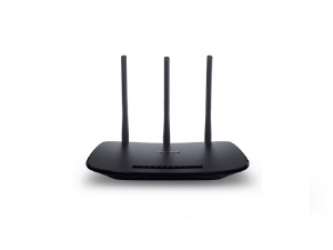 TP-LINK Wireless N Router TL-WR940N 3x3MIMO FIX Antennával