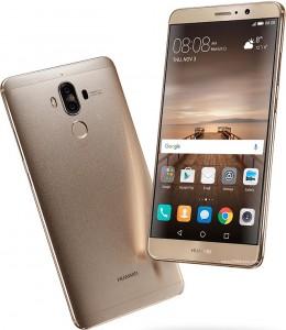 Huawei Mate 9 Dual Sim okostelefon - Arany