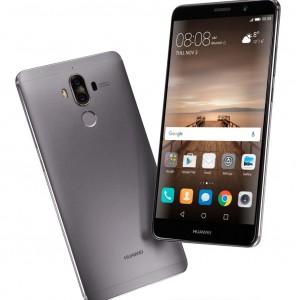 Huawei Mate 9 Dual Sim okostelefon - Szürke