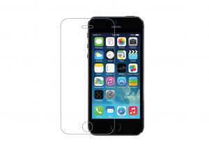 AZURI DUO edzett üveg képernyővédő - APPLE IPHONE 5-5S-SE