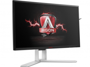 AOC AGON 27 AG271QG - IPS LED - 165Hz - G-SYNC - Gaming Line
