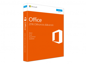 MS Office 2016 Otthoni és Diák verzió