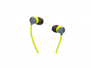 SKULLCANDY S2DUFZ-385 JIB fülhallgató, szürke/lime
