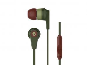 Skullcandy S2IKJY-529 fülhallgató, Oliva/Burgundy