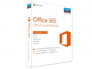 MS Office 365 Otthoni verzió Előfizetés