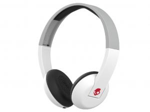 Skullcandy UPROAR Bluetooth white/gray/red - S5URHW-457 - Vezetéknélküli Fejhallgató