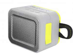 Skullcandy BARRICADE Szürke/Lime - S7PCW-J583 - Bluetooth hordozható hangszóró